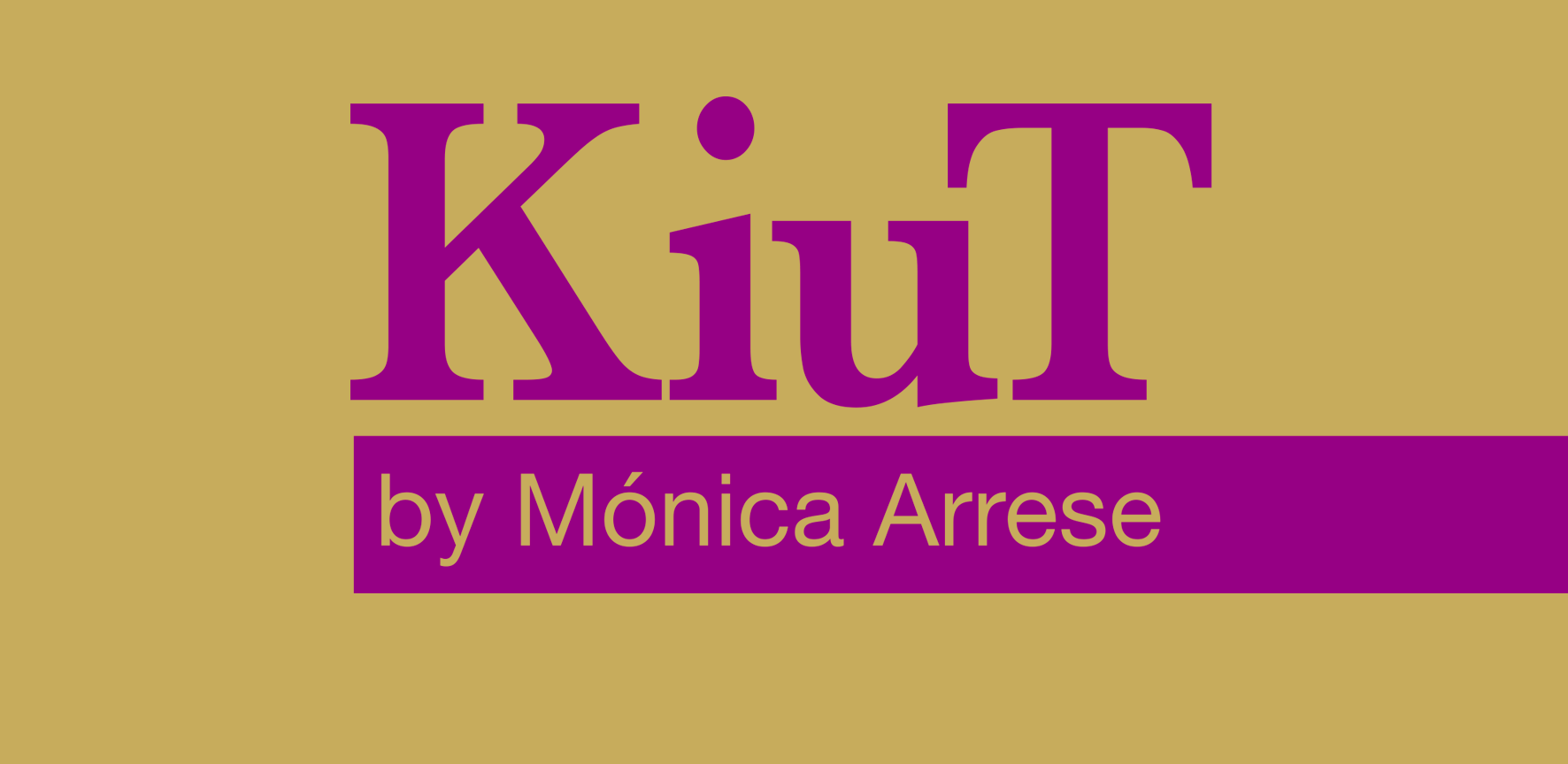KiuT by Mónica Arrese